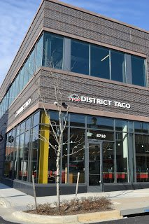 District Taco Riverdale Park