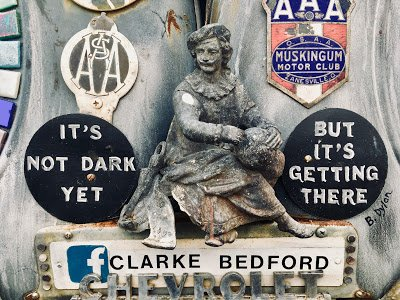 Clarke Bedford and other Route One area photos