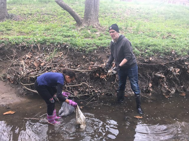 Cleaning up the UP stream