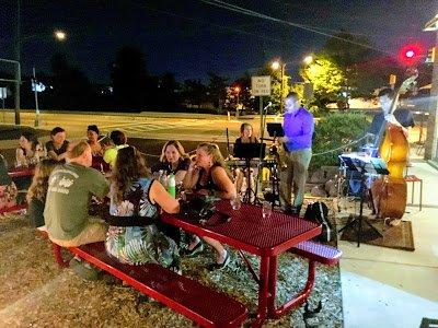 Pizzeria Paradiso Hyattsville Five on Friday