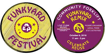 Community Forklift FunkYard Festival