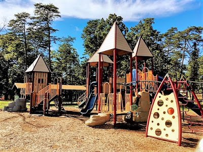Frontier Fort Imagination Playground Prince Georges County Maryland