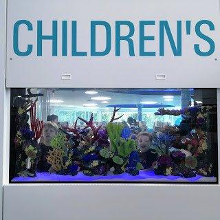 New Carrollton Library Aquarium