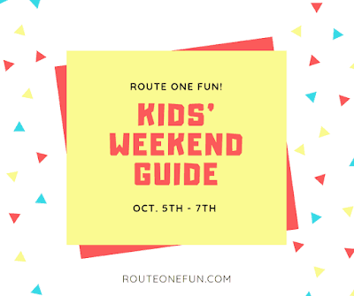 Route One Fun Kids' Weekend Guide