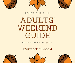 Route One Fun Adults' Weekend Guide Hyattsville