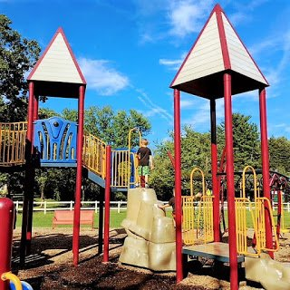 Frontier Fort Playground