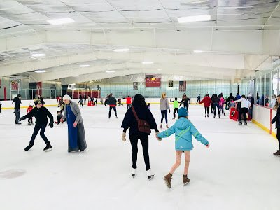 Herbert Wells Ice Rink College Park